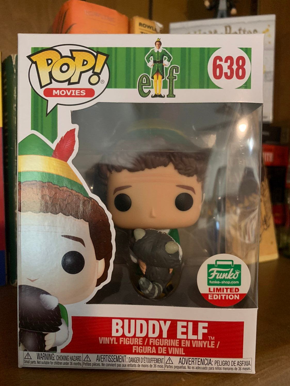 Funko pop Funko Exclusive (Elf)