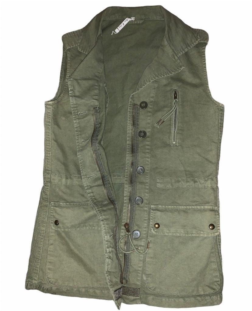 Military Fashion Vest