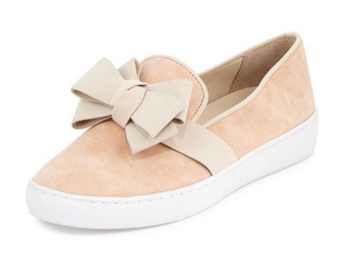 Michael Kors Collection Bow sneakers