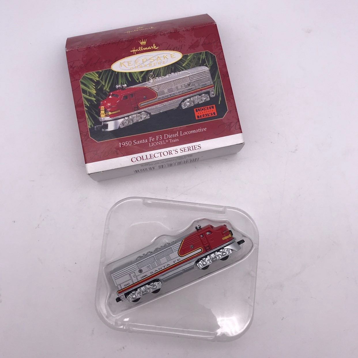 Hallmark Lionel Train Ornament