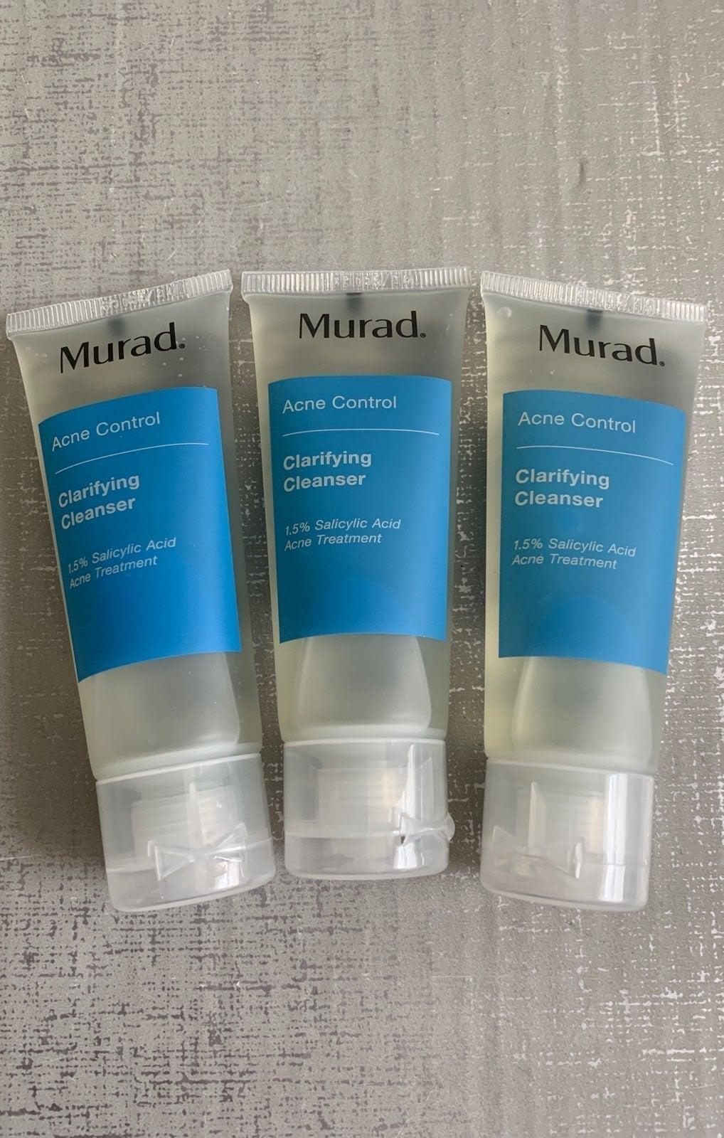 3 Murad Acne Control Clarifying Cleanser