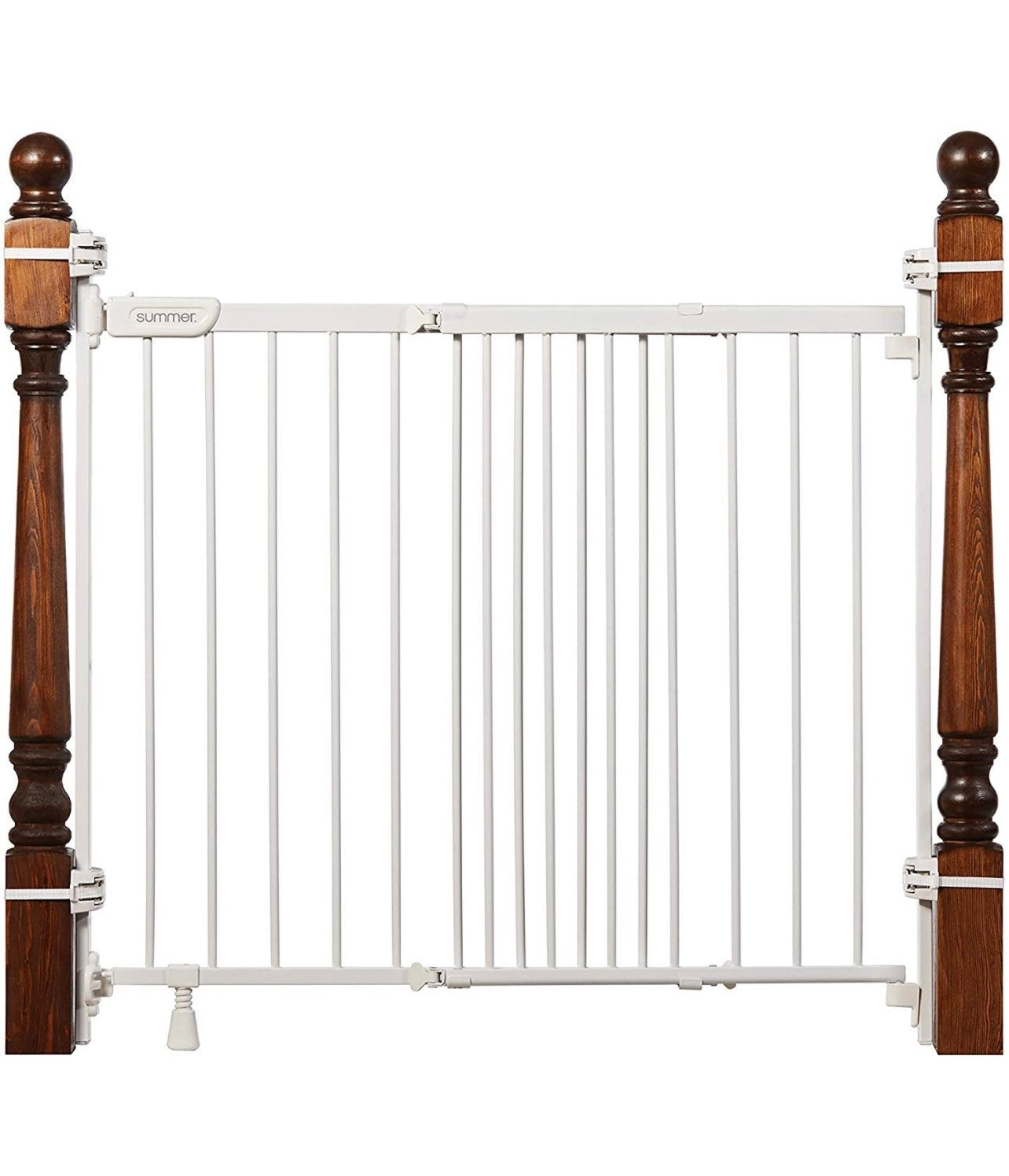 Summer Metal Banister and