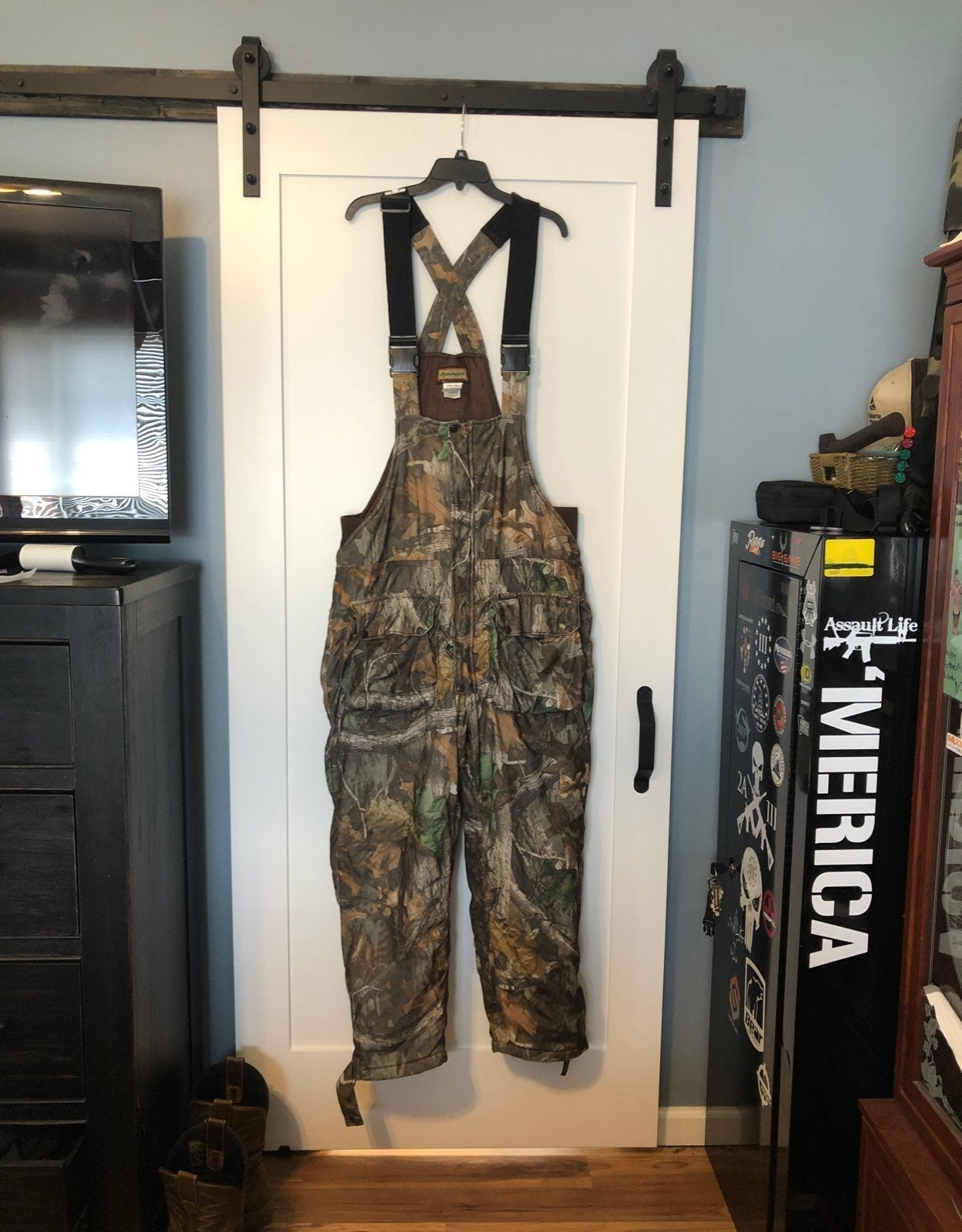 Remington Insulated Hunting Bibs