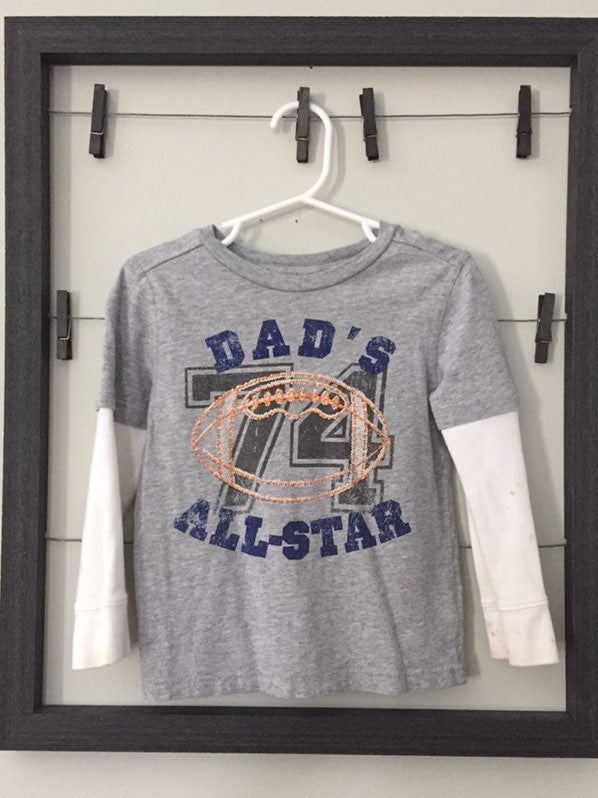 Toddler Boy Long Sleeve Shirt 3T