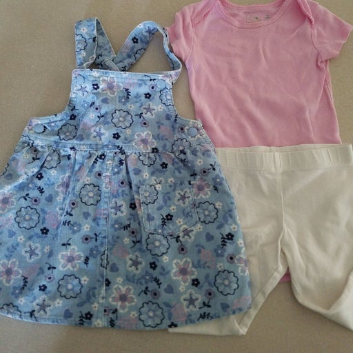 18 month baby girl's cloths