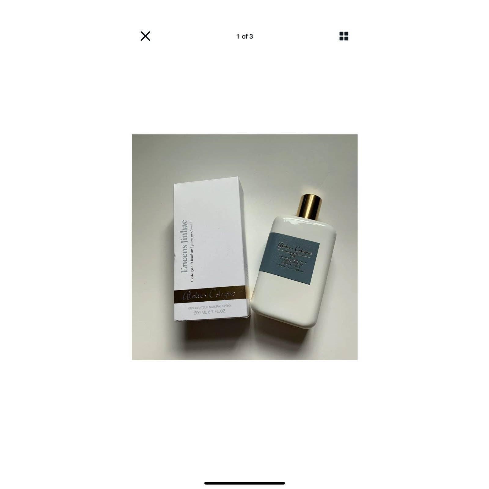 Encens Jinhae atelier Colongne perfume