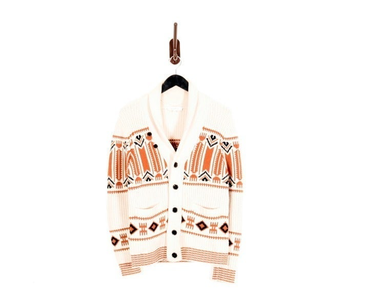 Sandro Paris Heavy Cardigan Knit Size S