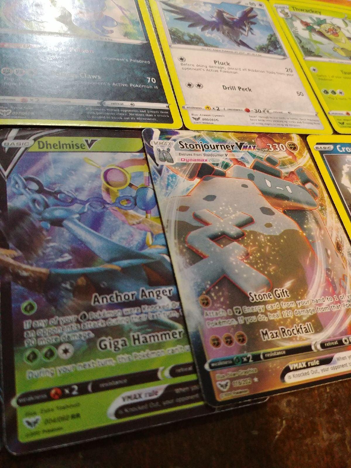 Pokemon Sword & Shield Lot x26 tcg cards