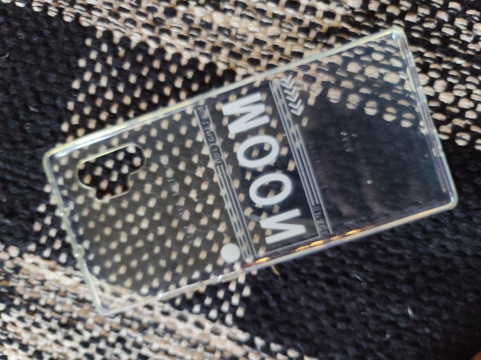 Moon Travel Samsung Galaxy Note 10+ case