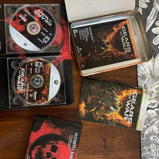 Gears of War on Xbox 360