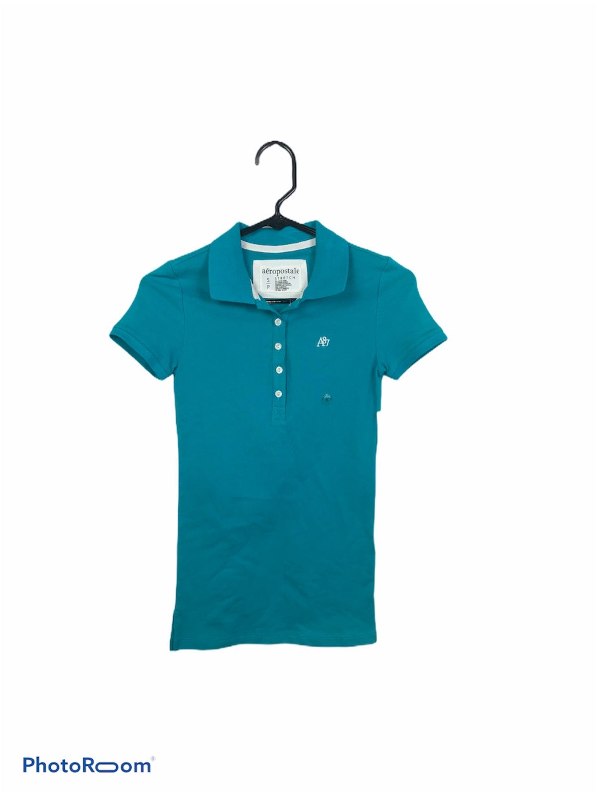 Small Aeropostale polo shirt NWT
