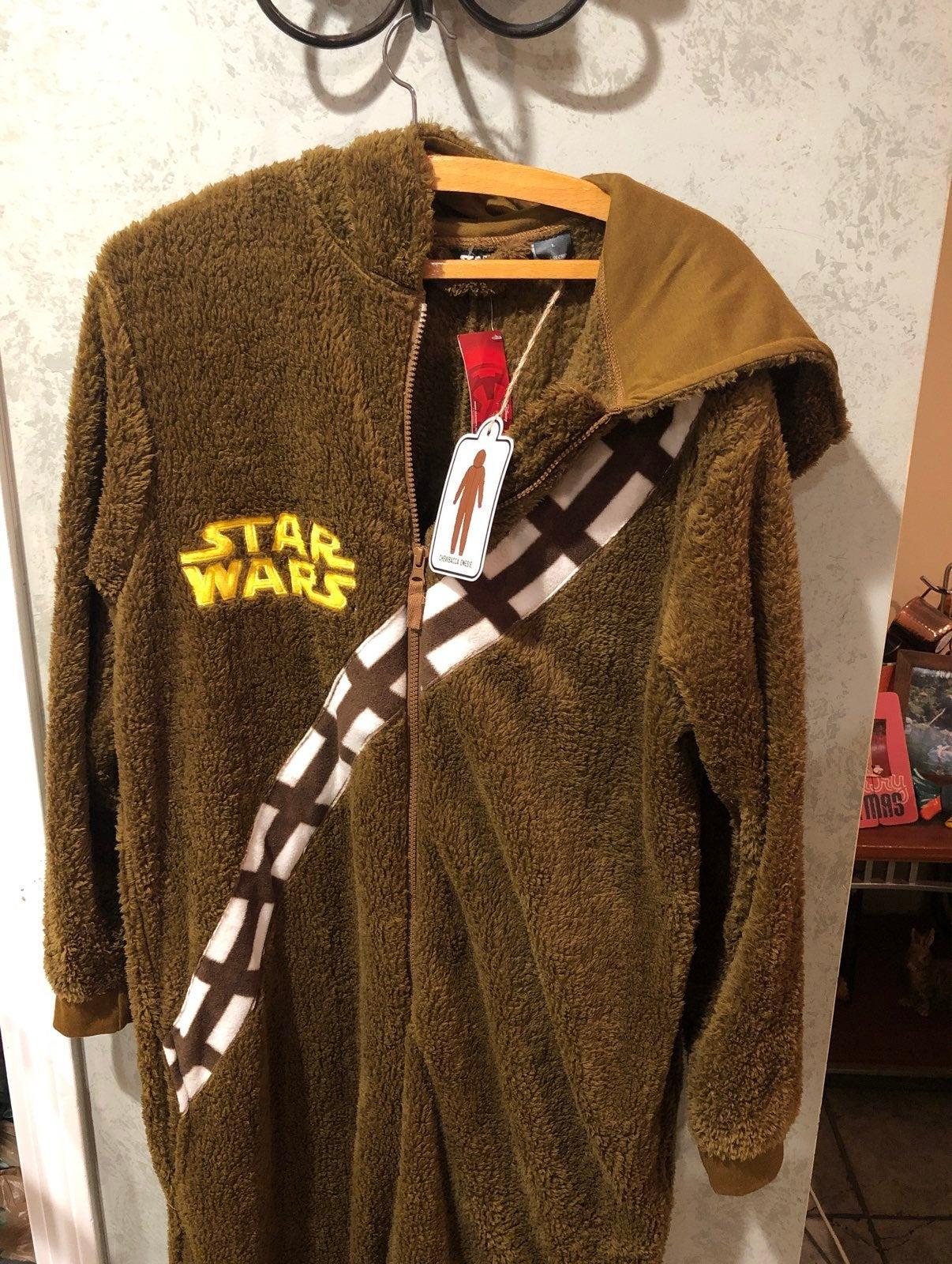 Star Wars chewbacca adult large fleece l