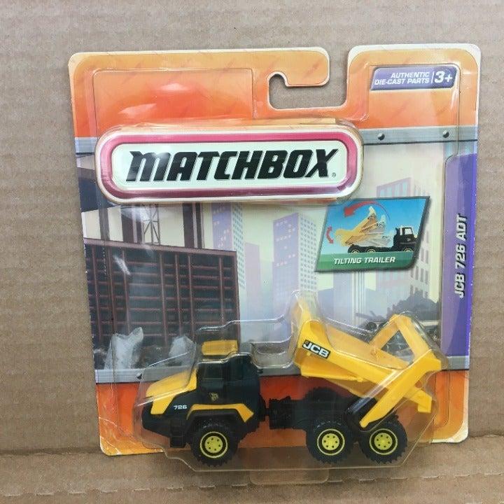 Matchbox JCB 726 ADT Tilting Dump Truck
