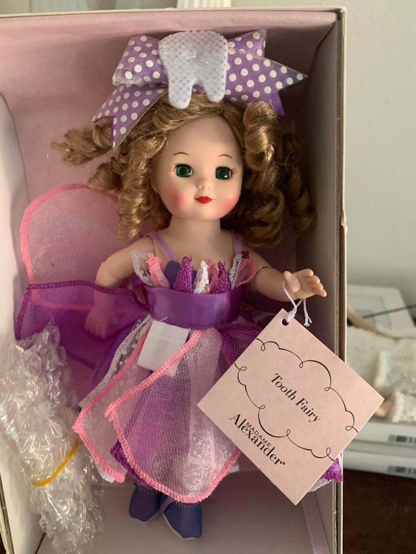 Madame Alexander 8 tooth fairy doll