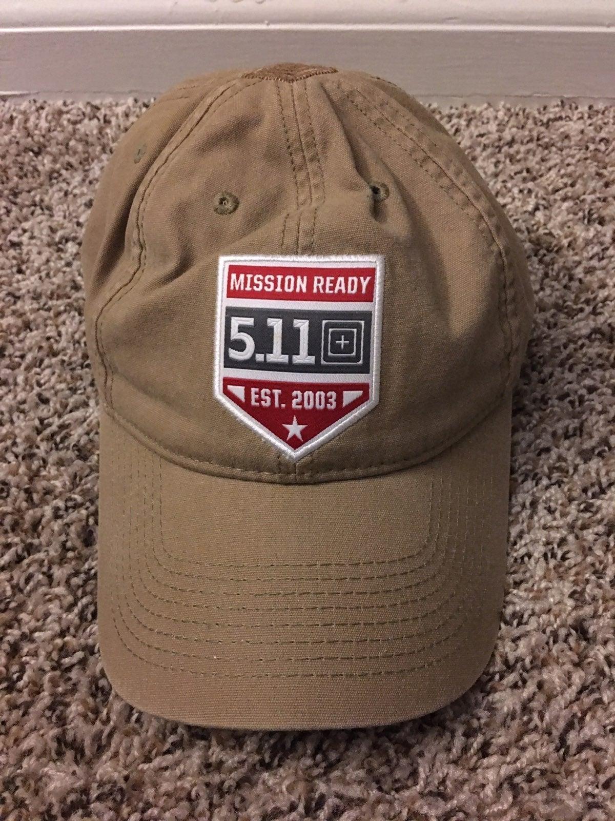 5.11 tan hat