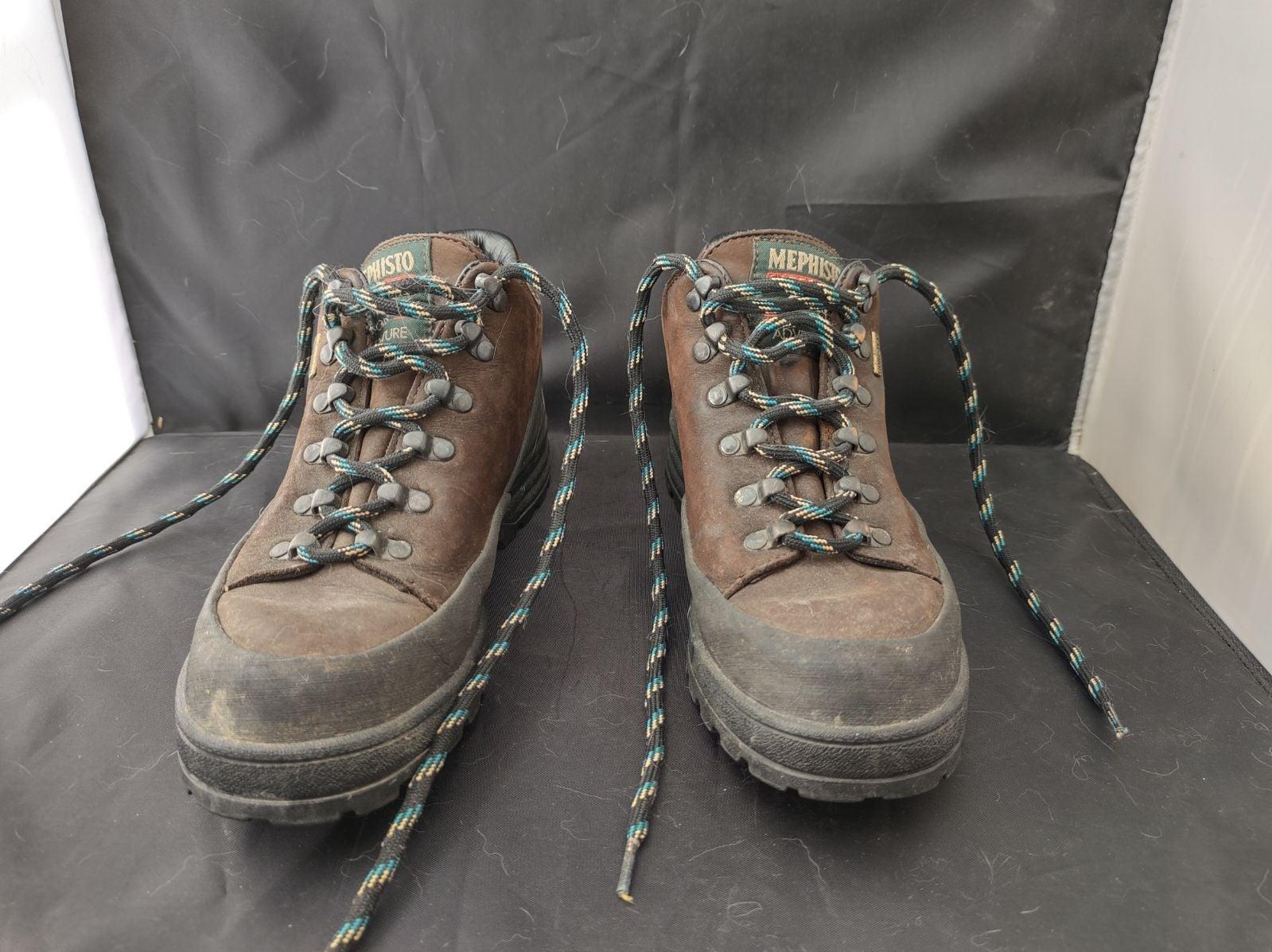 mephisto hiking boots. Women's sz. 7 1/2