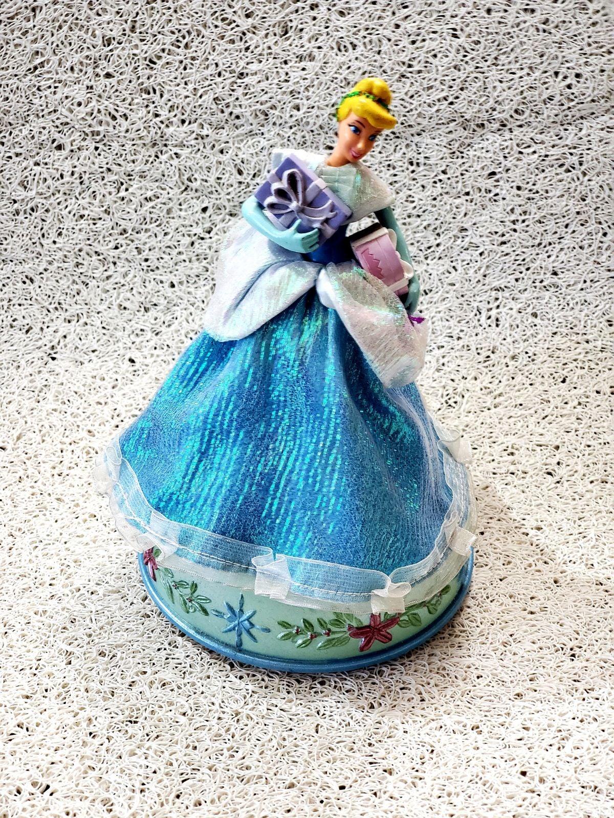 Cinderella music box.