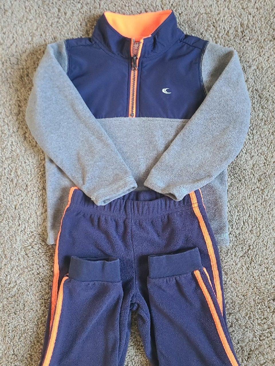 Carter's Sweat Suit Boys 4T