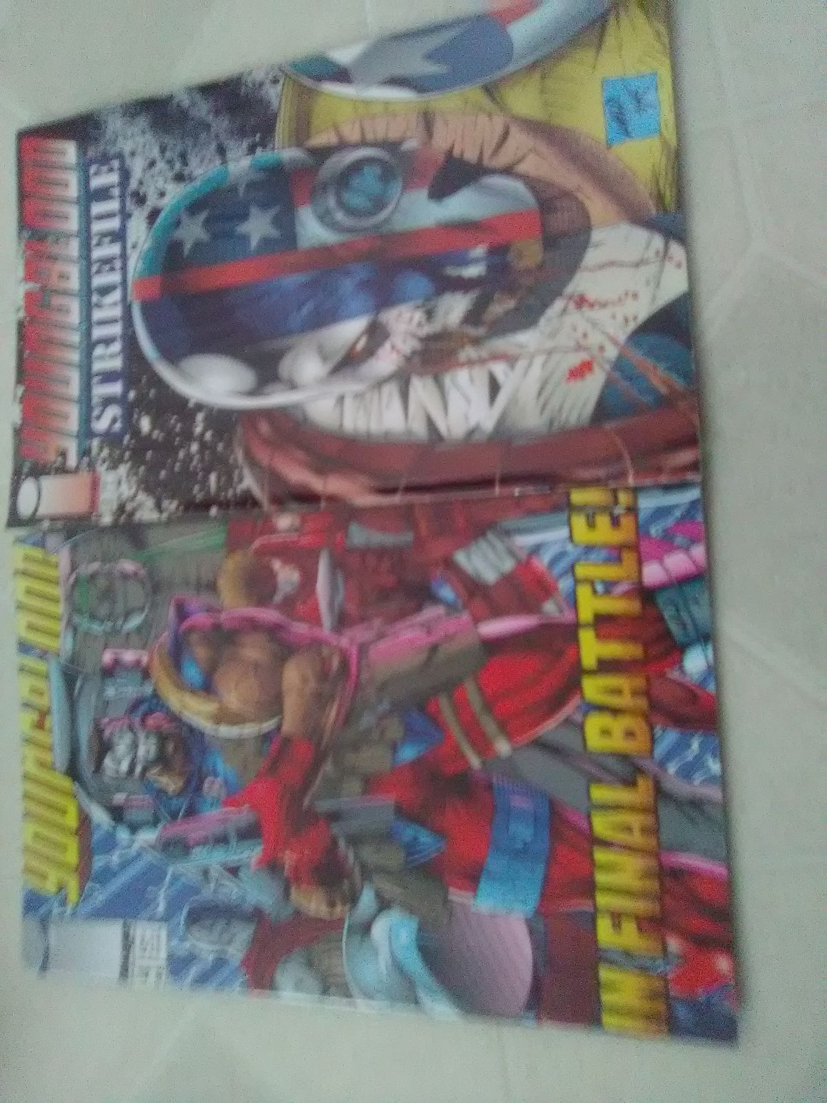 Youngblood Comic Books