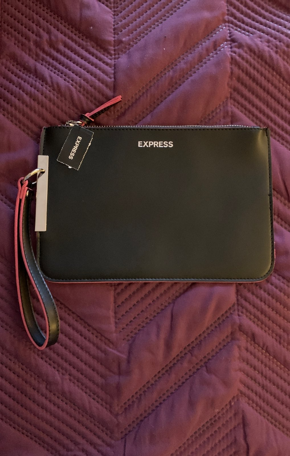 NWT Express makeup pouch
