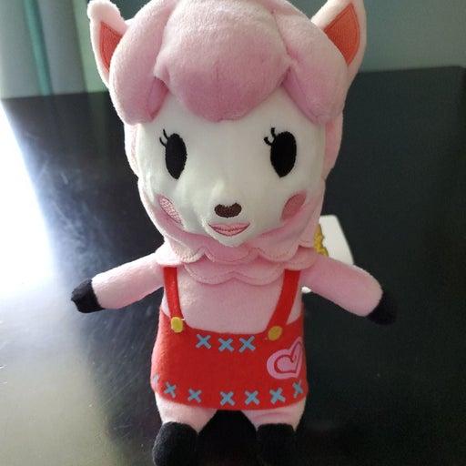 Nintendo Animal Crossing Reese Plush
