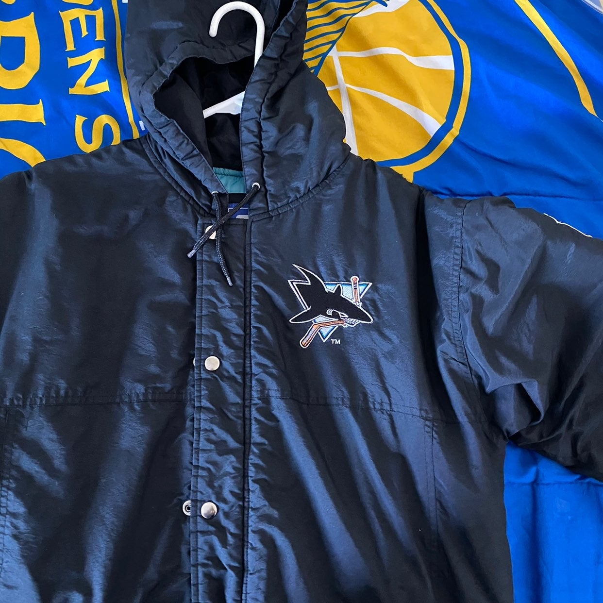 Sharks Jacket