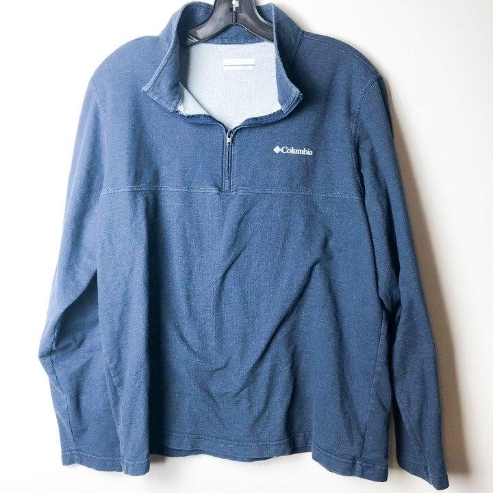 Columbia Omni-Wick Quarter Zip Sweater