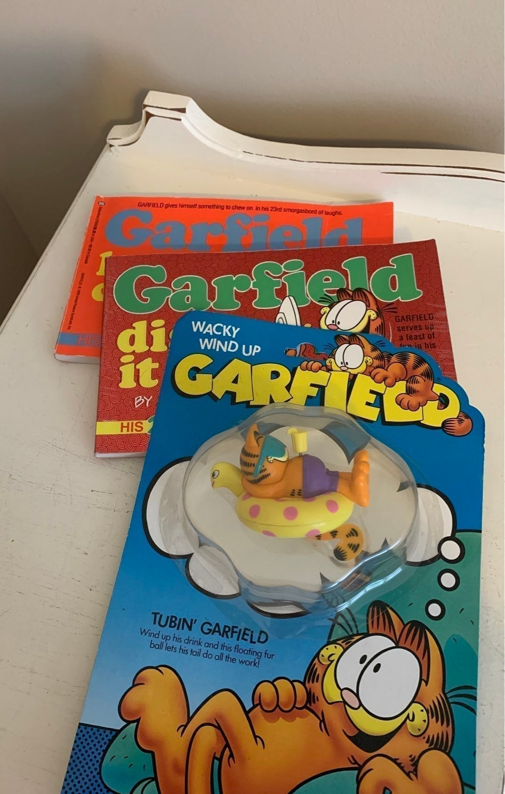 1990s Garfield Lot