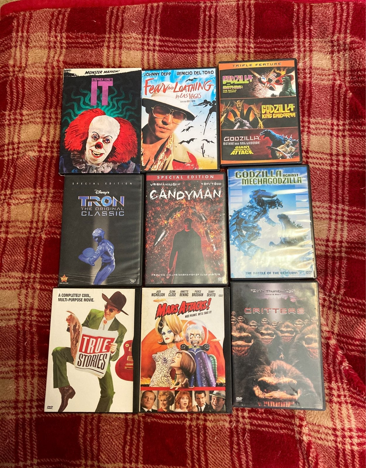 DVD Variety Bundle