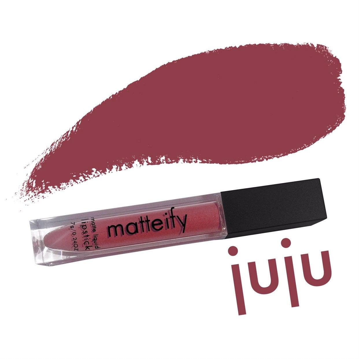 Matteify matte liquid lipstick