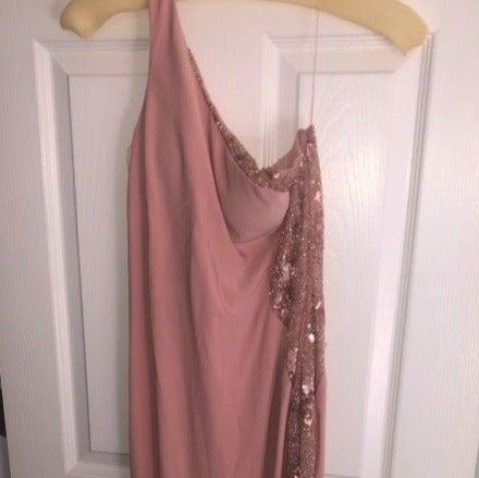 Mignon Pink/Rose Dress VM965