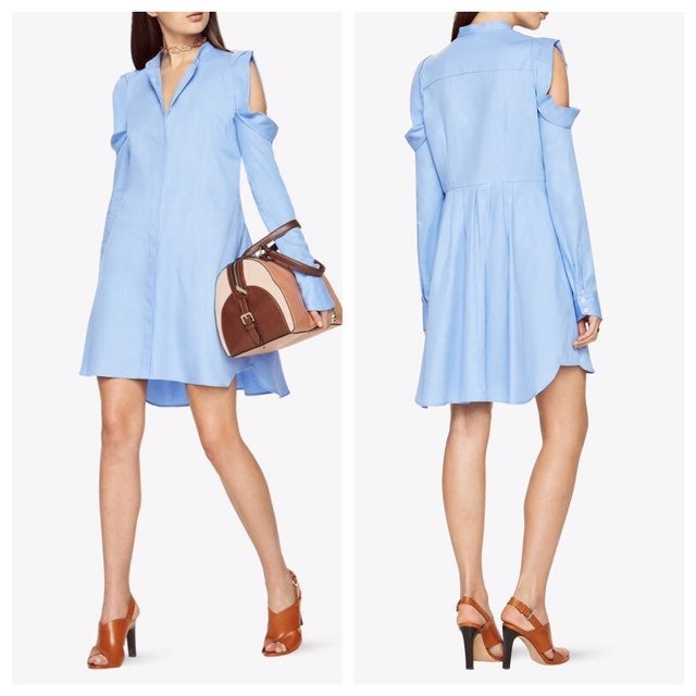 BCBGMaxAzria Jessee Shirtwaist Dress