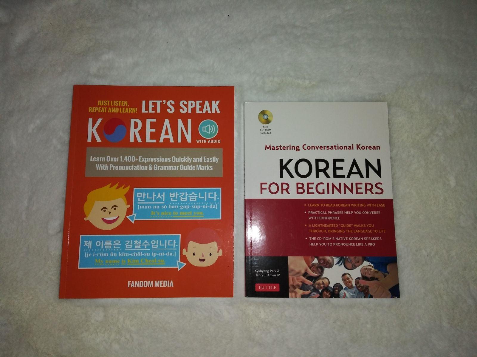 Korean Learning Books