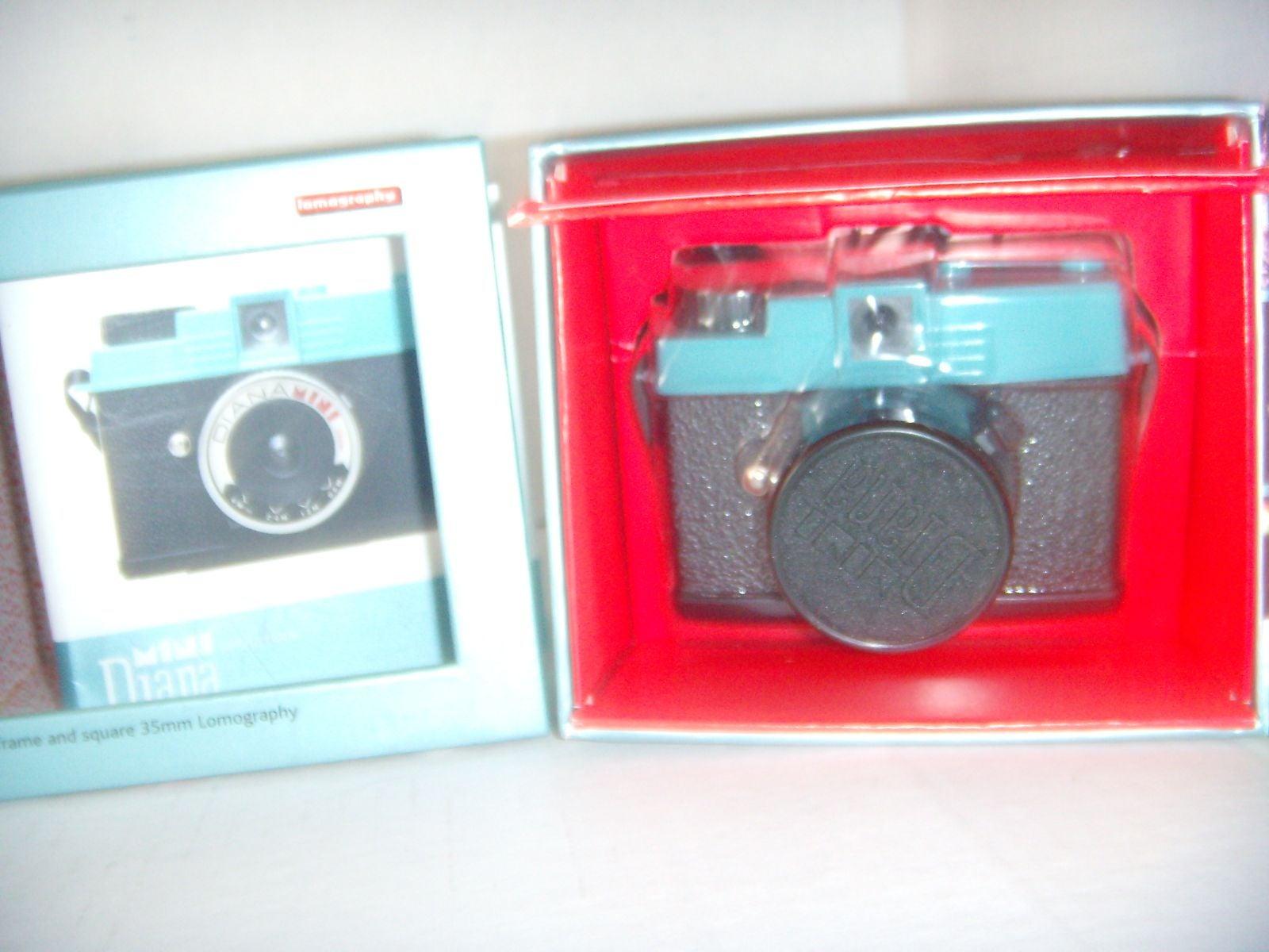 LOMOGRAPHY mini 35MM camera
