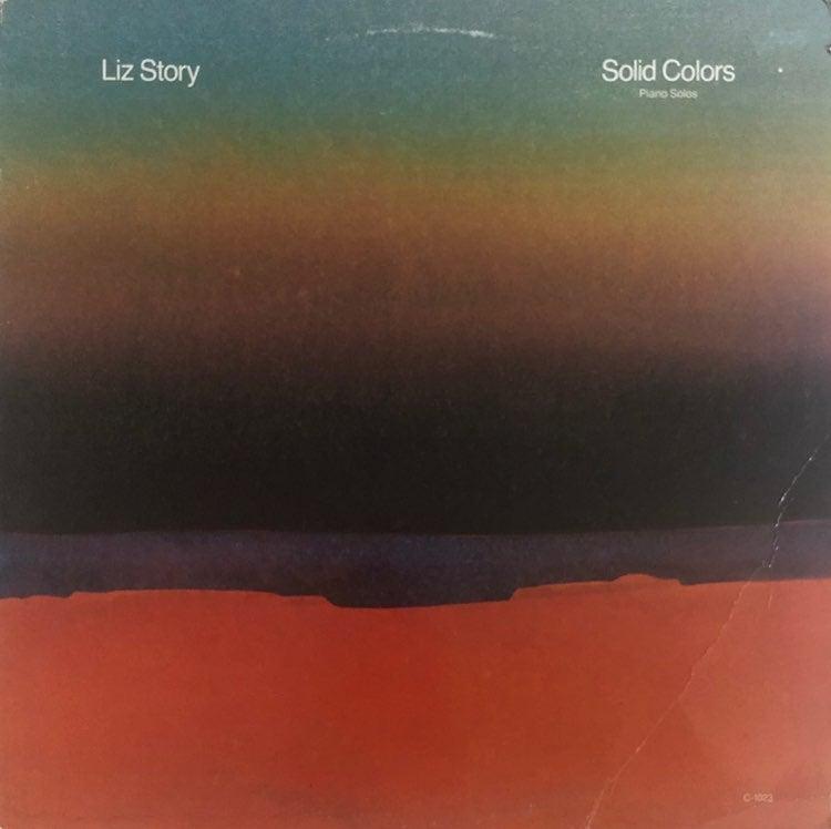 Liz Story Vintage Vinyl Record