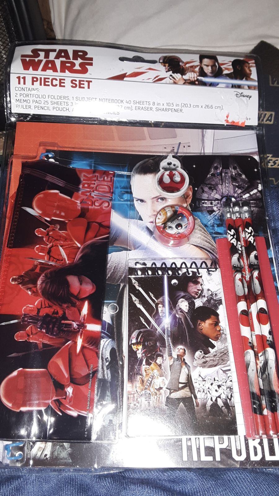 New Star Wars Notebooks