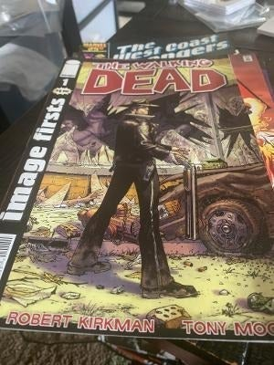 The Walking Dead #1 (Oct 2003, Image)
