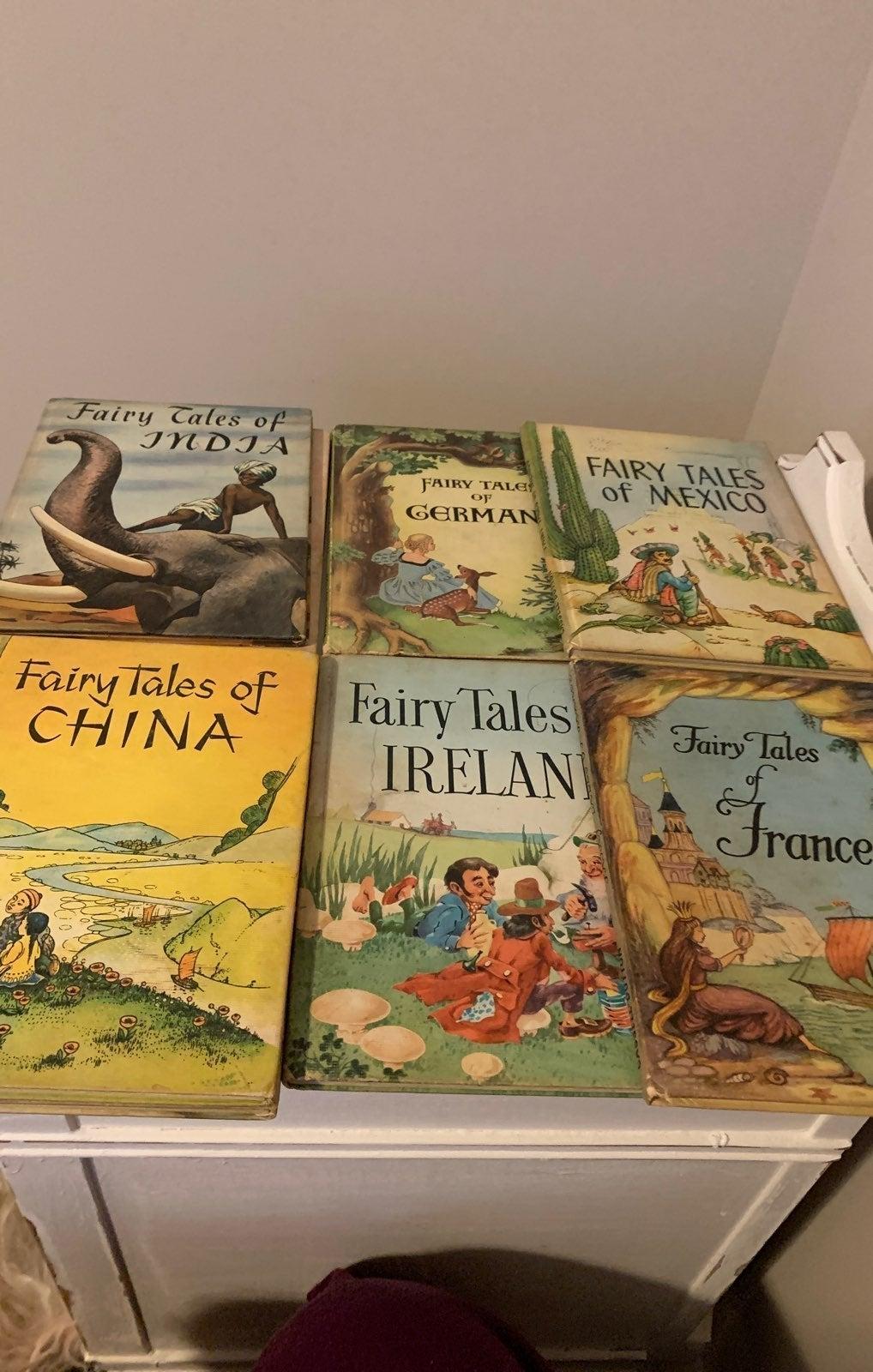 Ultra Rare Fairy Tales of Many Lands Set