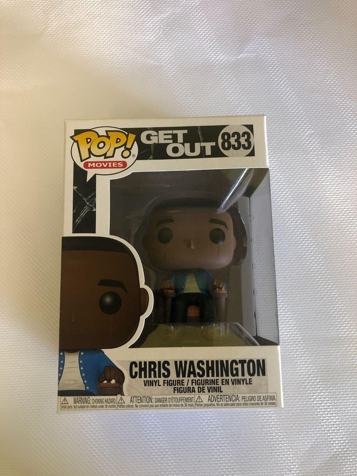 Funko Pop chris washington 843