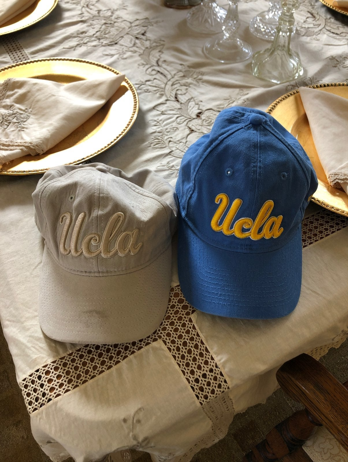 Ucla ball caps