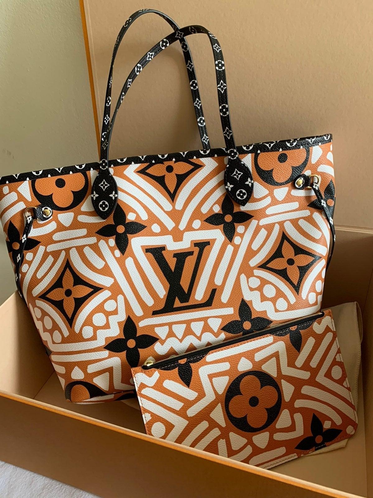 Louis Vuitton Crafty Neverfull Pochette