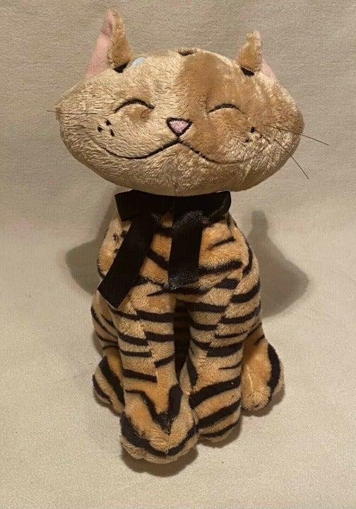 Russ Aggie Stuffed Animal Vintage Cat