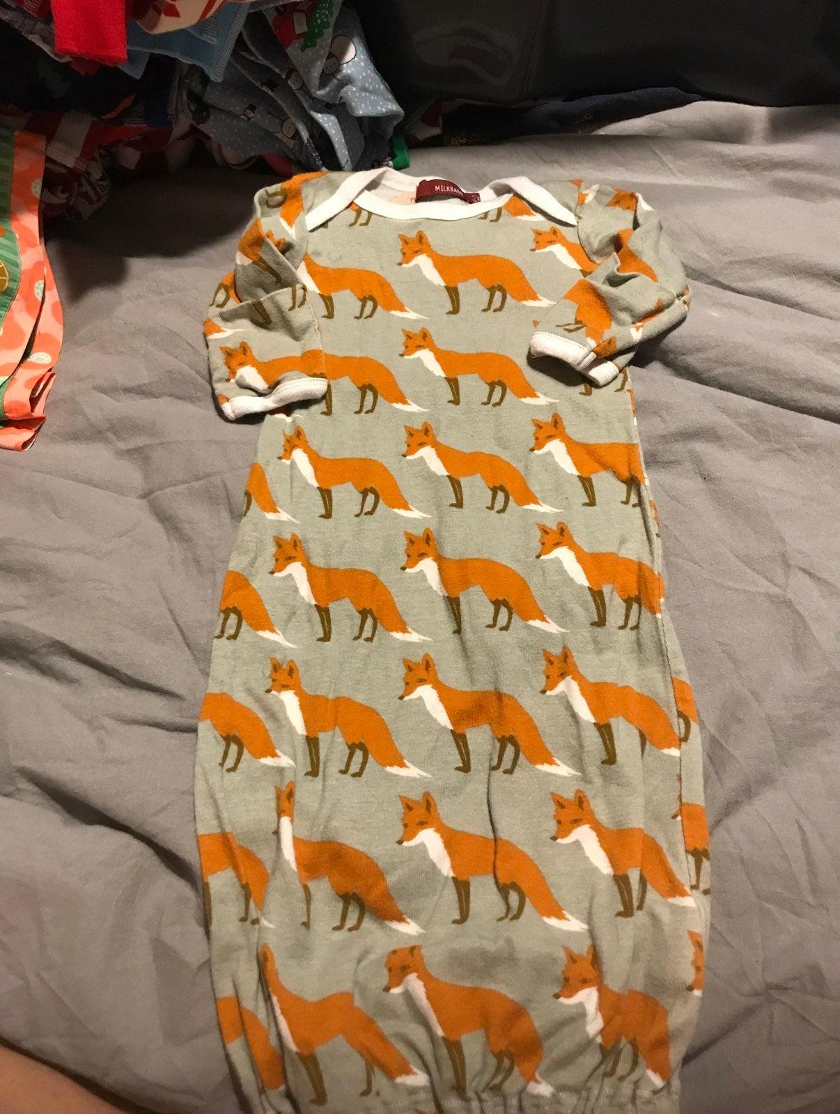 Milkbarn gown