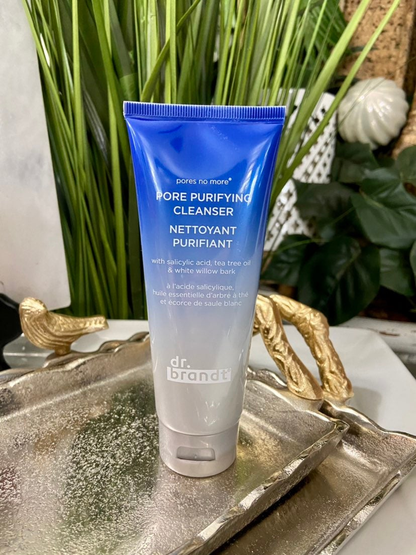 NEW* DR. BRANDT PORE CLEANSER