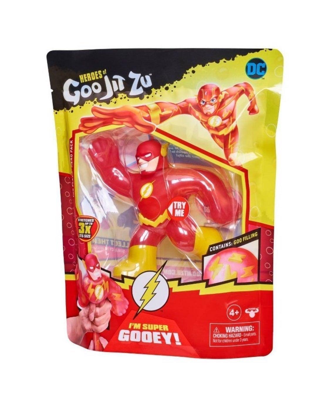 Heroes of Goo Jit Zu DC Flash!!