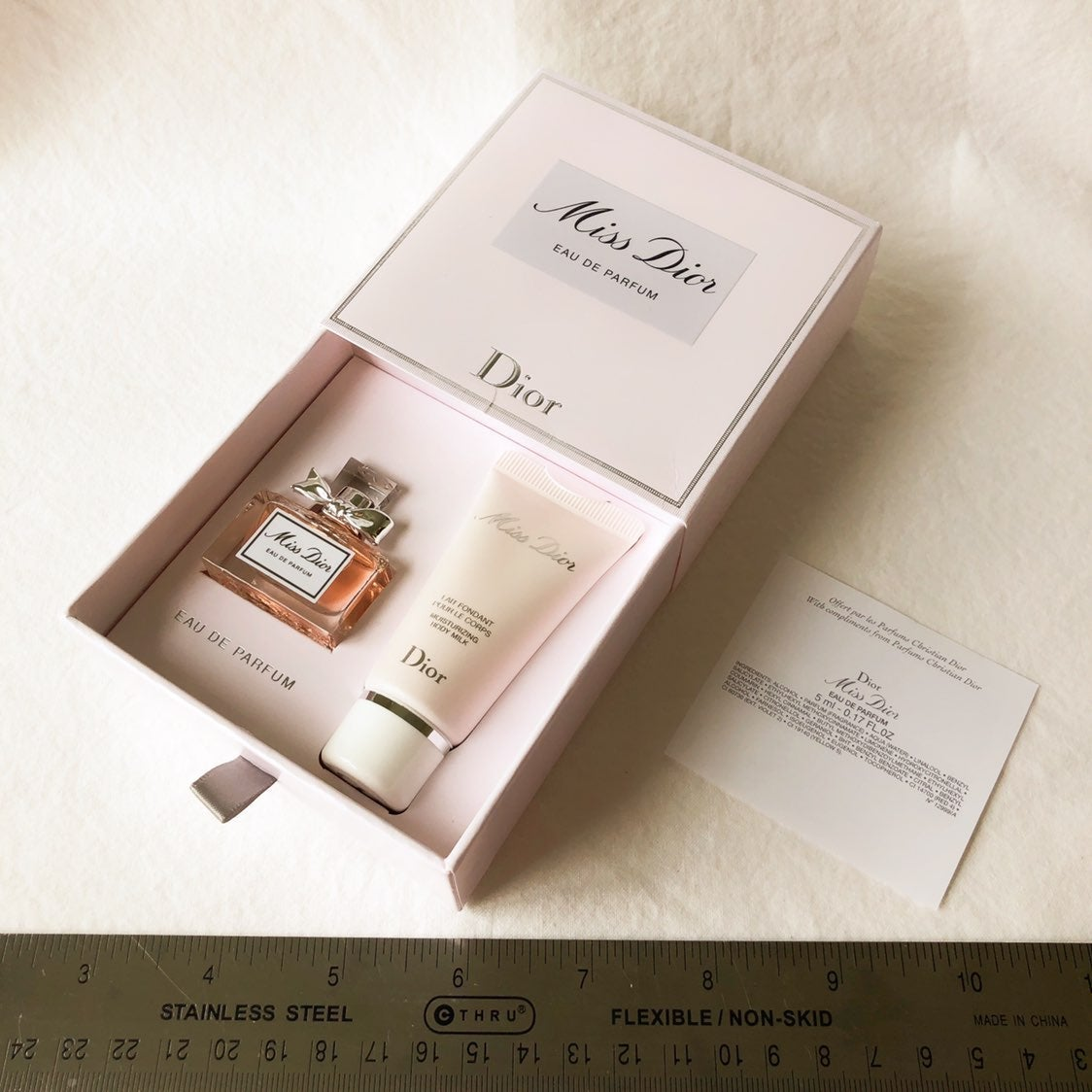 DIOR Miss Dior Perfume Gift Set NIBS