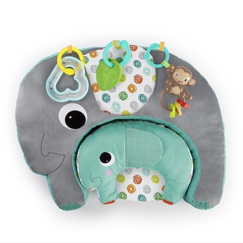 Elephant baby multi use pillows