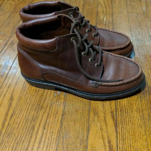 Eddie Bauer Women's Size 7 Leather Boots