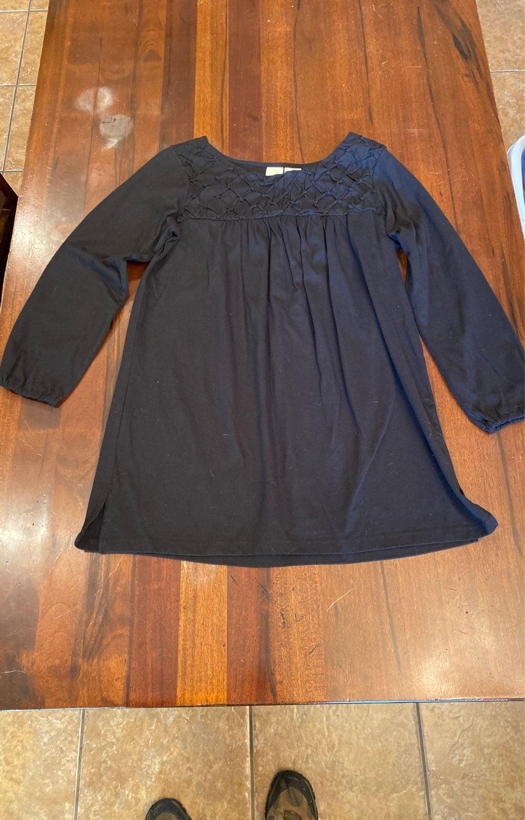 Black Tunic top by Roaman's