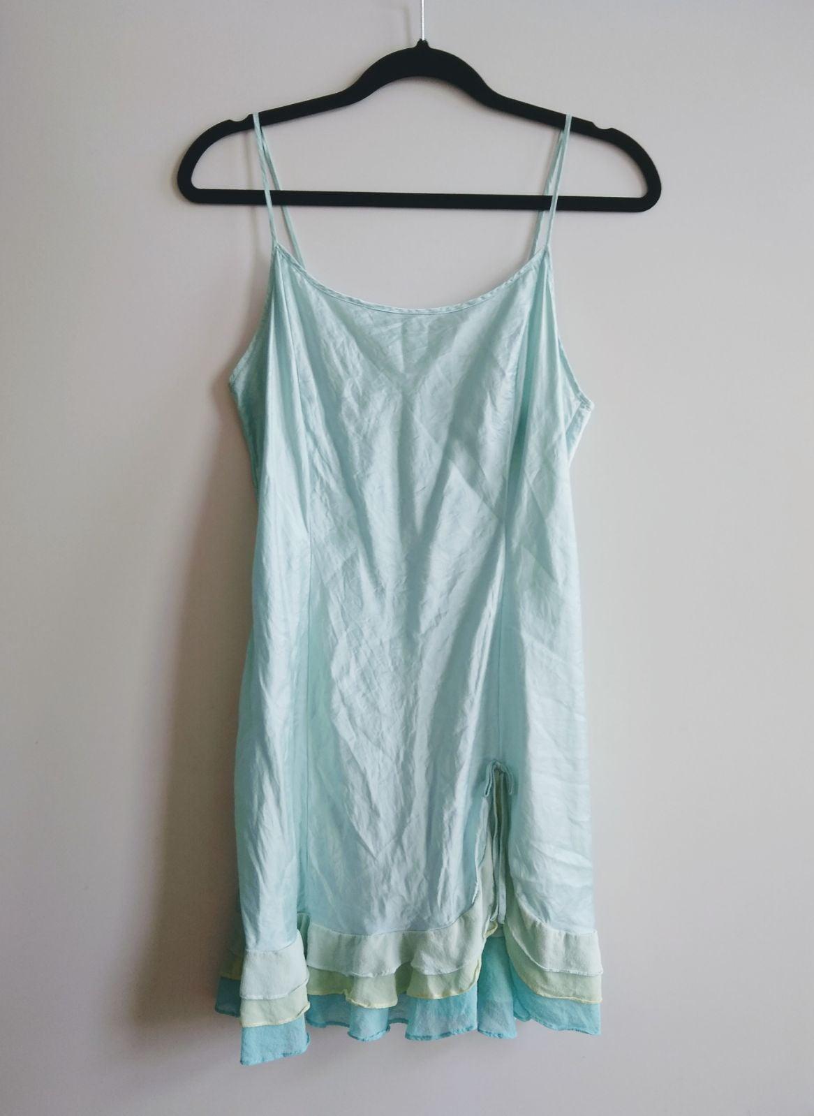 Victoria's Secret Silk Slip - Large